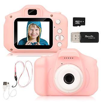 Mini's Camera Rechargeable Photo Video Playback Kids Birthday Present