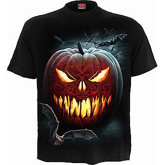 Kaiverrus Death Front Print T-paita