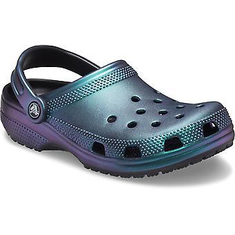 Crocs femmes prismatique sandales de plage noir 32075