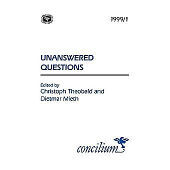 Unanswered Questions by Dietmar Mieth - 9780334030522 Book