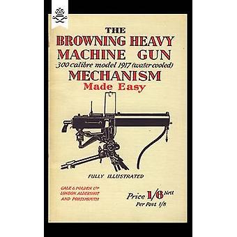Browning Heavy Machine Gun .300 Calibre Model 1917 (Water Cooled) Mec