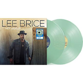 Brice,Lee - Hey World [Vinyl] USA import