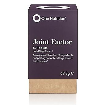 One Nutrition Joint Factor Plus Tablets 60 (ONE035)