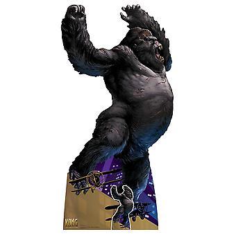 King Kongin virallinen suuri pahvileikkaus / Standee / Standup