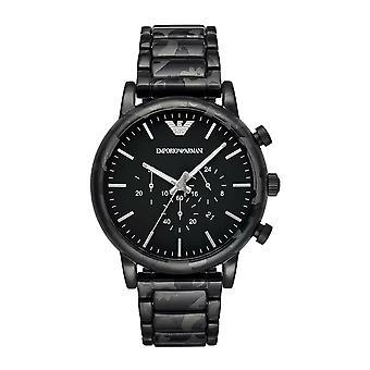 Emporio Armani Mens' Luigi Chronograph Watch AR11045