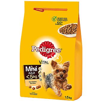 Pedigree Mini Toy Adult (Dogs , Dog Food , Dry Food)