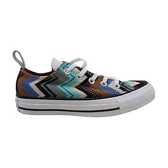 Converse Womens ctas missoni boi Fabric Low Top Lace Up Fashion Sneakers