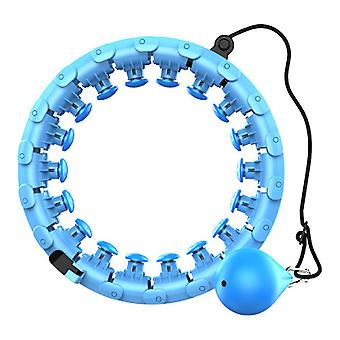 Won't Drop Hula Smart Hoops, 2021 New Version Abdomen Fitness Equipment,