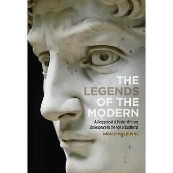 The Legends of the Modern por Maleuvre & Prof Didier University of California & Santa Barbara & USA