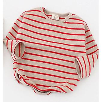 בגדי אופנה לתינוקות, חולצות טריקו עם שרוולים ארוכים כותנה