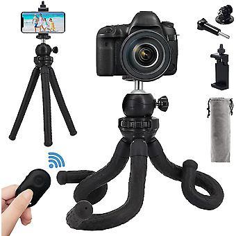 FengChun Mini-Handy-Stativ, verstellbar, flexibel, für Kamera, Reise, Stativ, Halterung