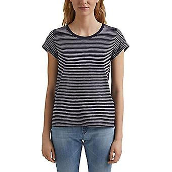 edc av Esprit 031CC1K303 T-Shirt, 400/Navy, XS Women