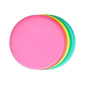 Oh Happy Day Rainbow Plate Set (suuri)