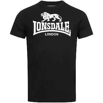 Lonsdale T-skjorte for menn St Erney