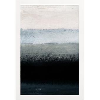 JUNIQE Print - Shades of Grey - Abstract & Geometryczny Plakat w kolorze szarym & czarnym