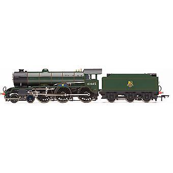 Hornby BR B17/6 Class 4-6-0 61665 Leicester City Era 4 Model Train
