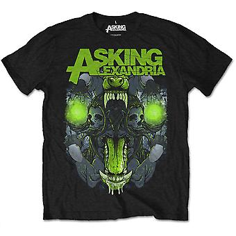 Asking Alexandria - TSth Unisex Large T-Shirt - Black
