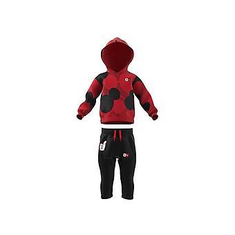 Vauvan verryttelypuku Adidas INF DY MM JOGG2 GM6936 Punainen