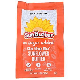Sunbutter természetes vaj napflóra No Sugr, esete 30 X 1.1 Oz
