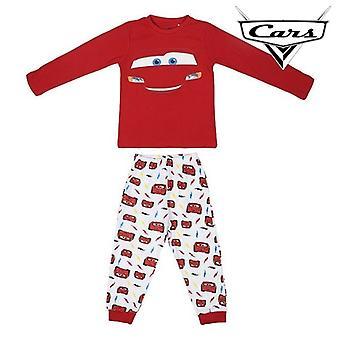 Children's Pyjama Cars 74733 Red White (2 Pcs)