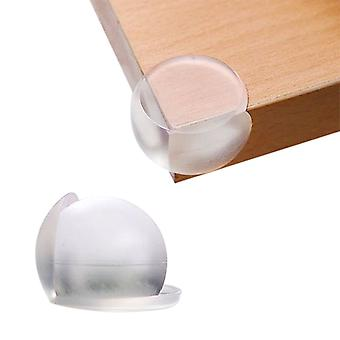 4pcs Child Baby Safety Silicone Protector Table Corner Edge Protection Cover Children Anticollision Edge & Guards