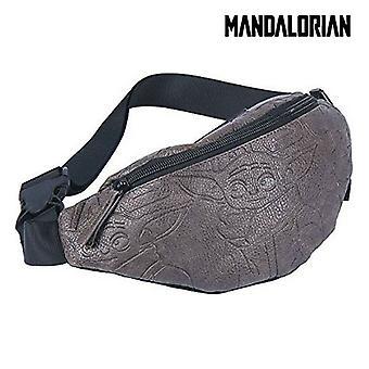 Belt Pouch The Mandalorian Brown