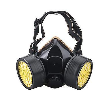 Protiprachová maska, průmyslový chemický plynový respirátor
