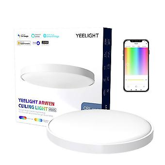 Yeelight - Smart Ceiling Light 450S - 16 miljoonaa väriä - 3000 Lumen - Himmennettävä ympäristön valo - älykäs avustaja