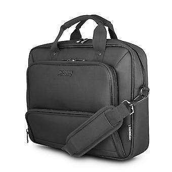 "Laptop Case Urban Factory MTC14UF Black 14"""