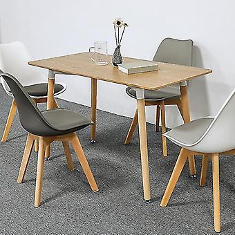 Nordic Minimalist Style Dining Table Set
