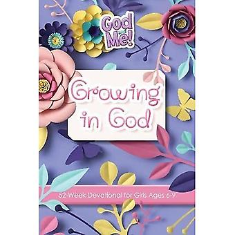 Kidz: Gam: Growing in God,� Ages 6-9: 52-Week Devotional for Girls Ages 6-9