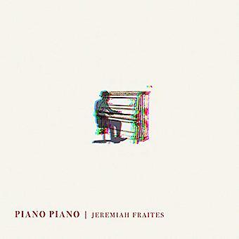 Jeremiah Fraites - Piano Piano CD