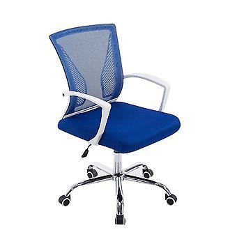 Toimistotuoli - Työpöytätuoli - Kotitoimisto - Moderni - Sininen
