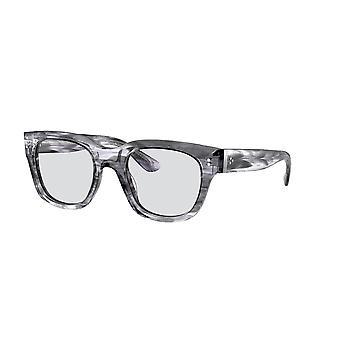 النظارات أوليفر الشعوب شيلر ov5433u 1688 البحرية الدخان / الفضة نظارات الضباب