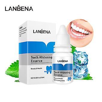 Lanbena Dental Plaque Cleansing Whitening Teeth Whitening Tooth Powder To Black Teeth