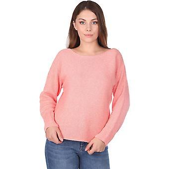 laks mannskap nakke kvinners strikkevarer genser