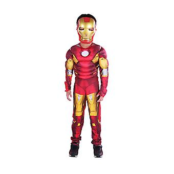 Boys Hallwoween Cosplay Role Play Outfits Graphic Movie Game