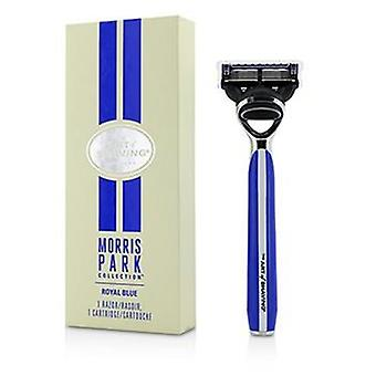The Art Of Shaving Morris Park Collection Razor - Royal Blue - 1pc