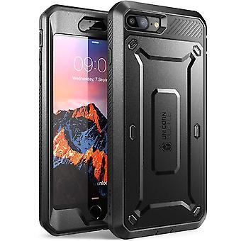 SUPCASE-Apple iPhone 7 Plus ,Unicorn Beetle PRO Case-Black/Black