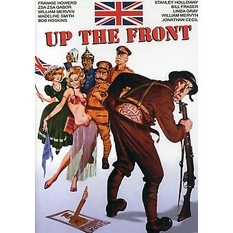 Up the Front [DVD] USA import