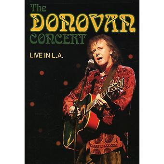 Donovan - Concert: Live in L.a. [DVD] USA import
