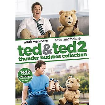 Ted 2 [DVD] USA importerer