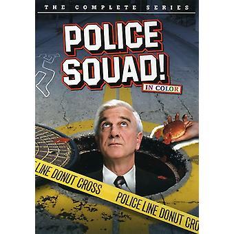 Escuadrón de policía: Serie completa [DVD] USA importar