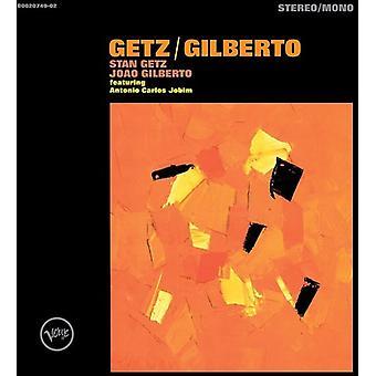 Getz, Stan / Gilberto, Joao - Getz/Gilberto: 50th Anniversary [CD] USA import