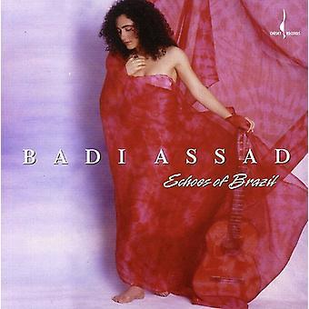 Badi Assad - ekon av Brasilien [CD] USA import