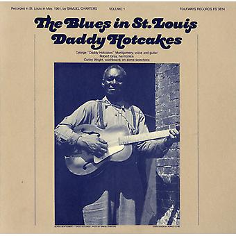 Daddy Hotcakes - Vol. 1 Blues-st. Louis: Daddy Hotcakes [CD] USA tuonti