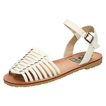 Dames Casual Down to Earth Strappy sandalen