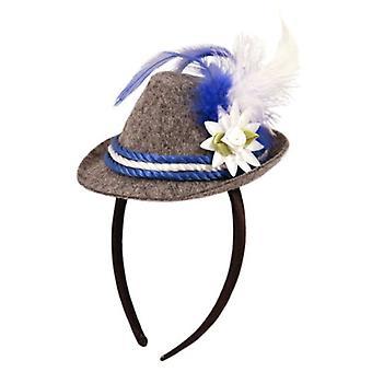 Oktoberfest cilinderhoed hoofdband tiara Oktoberfest bier Festival Seppl hoed