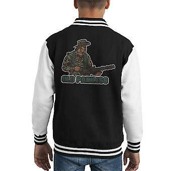 Predator Old Painless Kid's Varsity Jacket