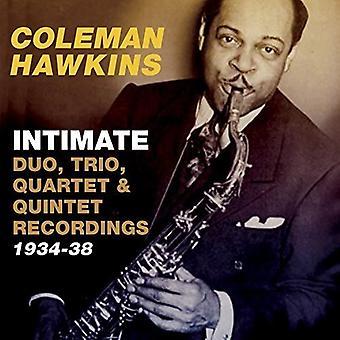 Coleman Hawkins - Hawkins Coleman-intim: Duo Trio [CD] USA import